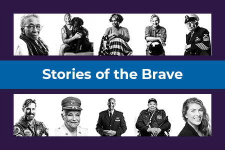 stories of the brave